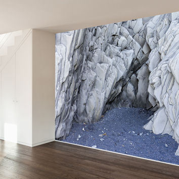 Paul Moore's Rock Formation Mural wall decal