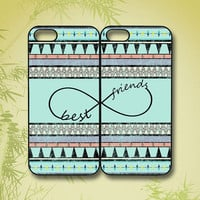 Aztec Best Friends - iphone 4 case , iphone 5 case , ipod 5 case ,ipod 4 case ,ipod case, ipod touch case, infinite