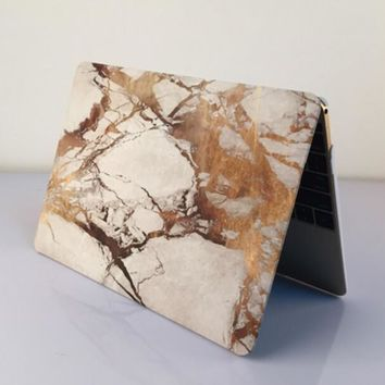 marble macbook air 11 13 retina 13 15 pro 15 12 mac 12 case cover novo rubberized hard shell  number 1
