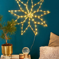 Geo Star Light Sculpture - Urban Outfitters