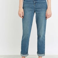 BDG Mid-Rise Blue Boy Jeans - Urban Outfitters