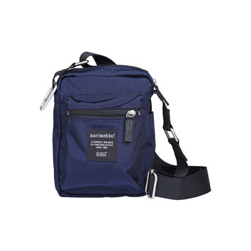 CASH AND CARRY SHOULDER BAG DARK BLUE 770