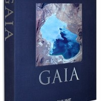 Gaia Ultimate Edition Book by Guy Laliberté | Stunning Photos of Earth from Space | Assouline