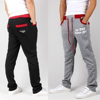 Fashion Leisure Sports Pants Comfortable Men Slacks Trousers(Size 28/29/30/31/32/33/34/35) [9210700419]
