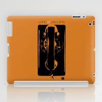 London Calling iPad Case by Matt Irving