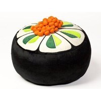 Sushiami Cucumber Pouf with Salmon Roe