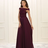 Long Formal Dress Prom Evening Gown