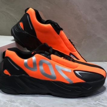 Adidas Coconut 700 Sports shock shoes-2