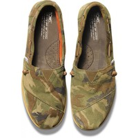 TOMS+ Camo Leather Men's Biminis