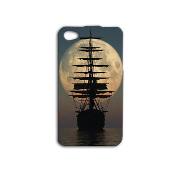 Pirate Ship Phone Cast Sailor Moon iPod Case Moonlight Ocean iPhone Case Cute iPhone 4 Cover iPhone 5 iPhone 4s iPhone 5s iPod 5 Case iPod 4