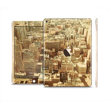 The Vintage Photo of the City Skin Set for the Apple iPad Pro