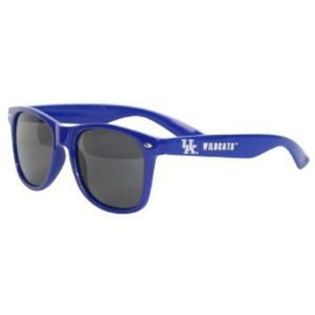 NCAA Retro Style Sunglasses - University of Kentucky Wildcats