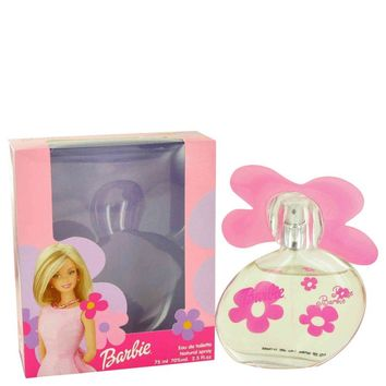 Barbie Rose By Mattel Eau De Toilette Spray 2.5 Oz