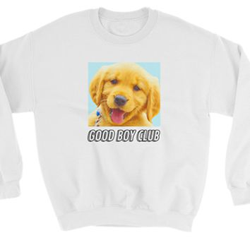 Good Boy Club Sweater