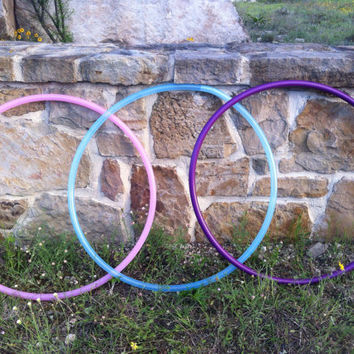 Polypro Mini Hoops Pair! FREE SHIPPING in US