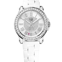 White/Silver Pedigree by Juicy Couture, O/S