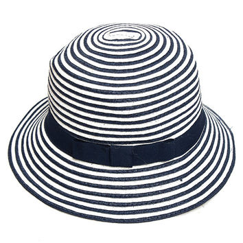 Women Wide Large Brim Floppy Summer Beach Sun Hat Fold Cap
