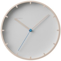 Tick Wall Clock in Beige - Pop! Gift Boutique