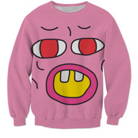 Tyler the creator cherry bomb sweater