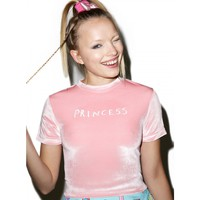 PRINCESS TEE SHIRT