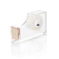 Kate Spade Acrylic Tape Dispenser