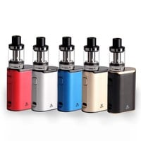 100% Original ECT C40 Mini Kit 2ml Atomizer Built-in 1800mAh Battery 40w vaporizer Box Mod Electronic Cigarette vape mod