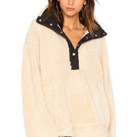 Free People Oh So Cozy Pullover in Ivory