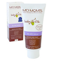 Baby Skin Cream by MD Moms - Extreme Dry Skin Rescue - Eczema Approved Hypoallergenic Formula by Pediatricians
