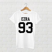 George Ezra Date of Birth - Varsity Style T-Shirt - All Colours Available