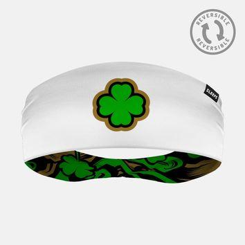 Irish Shamrocks Headband