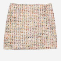 Boucle Skirt | Topshop