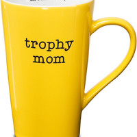 Trophy Mom 18 oz Latte Mug