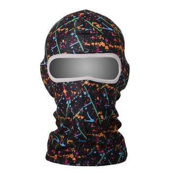 1PC Face Mask Ski Cycling Football Outdoor Sport
