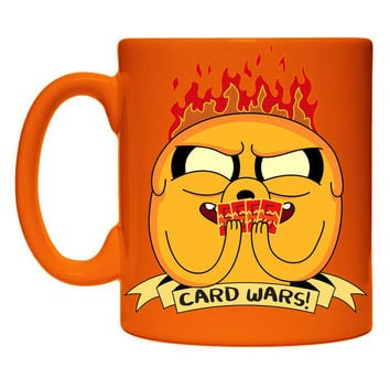 Adventure Time - Card Wars 11oz Coffee Mug