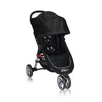 Baby Jogger City Mini GT Stroller - Black/Shadow