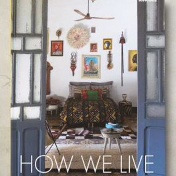 How We Live by Anthropologie in Blue Motif Size: One Size Gifts
