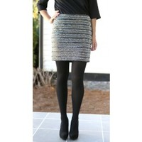 Getting Away With It Skirt