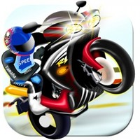 Wheelies Racing Bike - the crazy motorcycle race