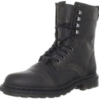 Dr. Martens Men's Franco Boot,Black Greenland,11 UK/12 M US