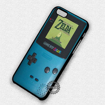 Links Awakening Gameboy - iPhone 7 6 Plus 5c 5s SE Cases & Covers