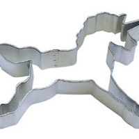 "UNICORN 4.5"" Metal Cookie Cutter - RM-91248"