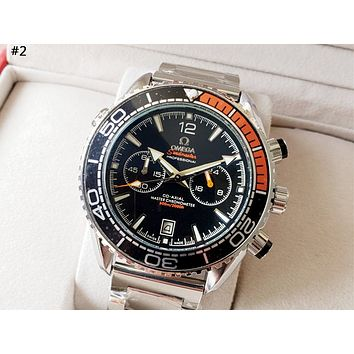 OMEGA 2019 new high-end versatile automatic mechanical watch #2