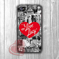 i love lucy collage-1nya for iPhone 6S case, iPhone 5s case, iPhone 6 case, iPhone 4S, Samsung S6 Edge