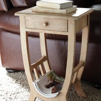 Winslow Wood Accent Table
