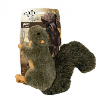 All for Paws Dog Toy Classic Squirrel