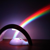 Rainbow In My Room Nightlight - $15