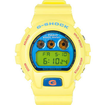 6900 METALLIC WATCH - Yellow - G-SHOCK | Jimmy Jazz