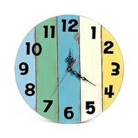 Original Design Eco-friendly Wooden Wall Clock