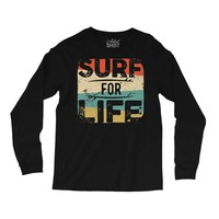 surf for life Long Sleeve Shirts