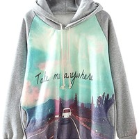 Take Me Anywhere Hoodie